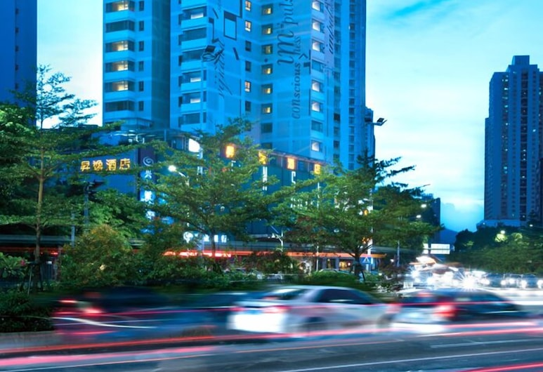 Zense Hotel, Shenzhen, Hotel Front – Evening/Night