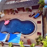 Deluxe Room with Pool View - Piscina all'aperto