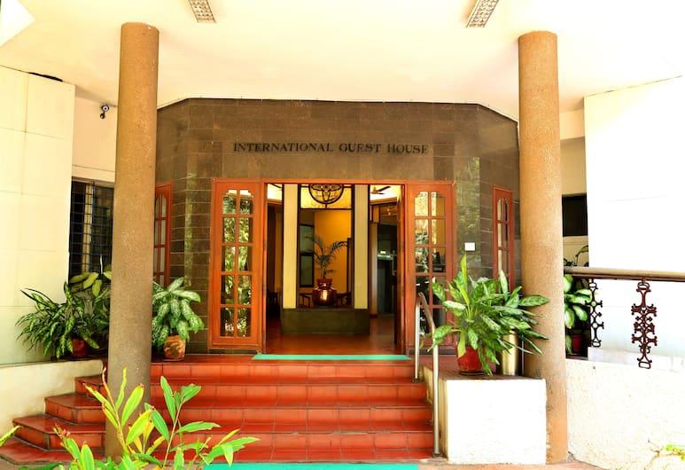 YWCA International Guest House, Chennai, Otel Girişi