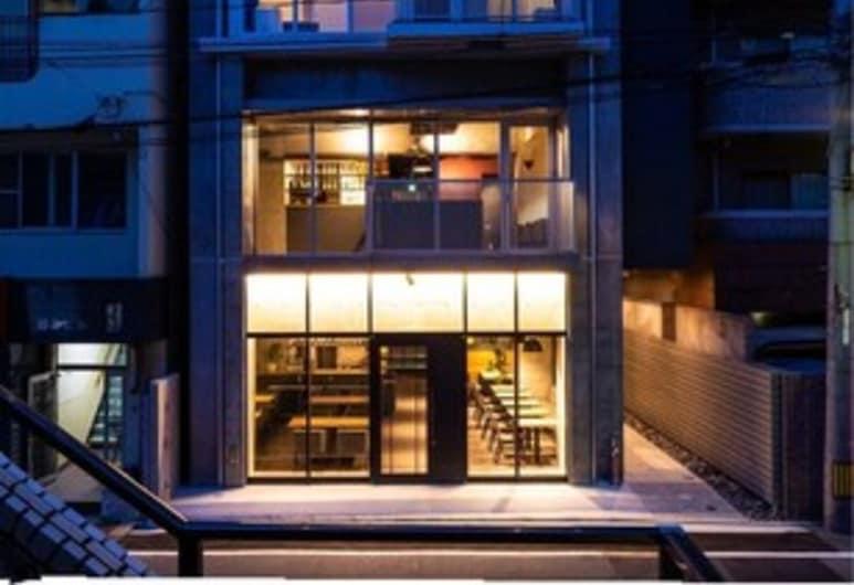 KAMON HOTEL Seto, Hirošima, Pohľad na hotel