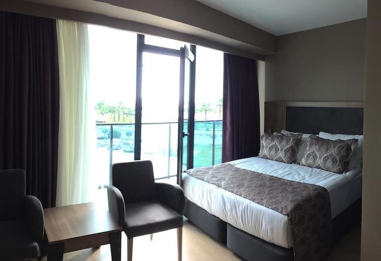 Euphoria Apartments & Residence Batumi, Batumi, Apartamentai, balkonas, Kambarys