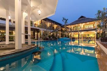 在清迈的威达拉游泳池度假村及水疗中心照片