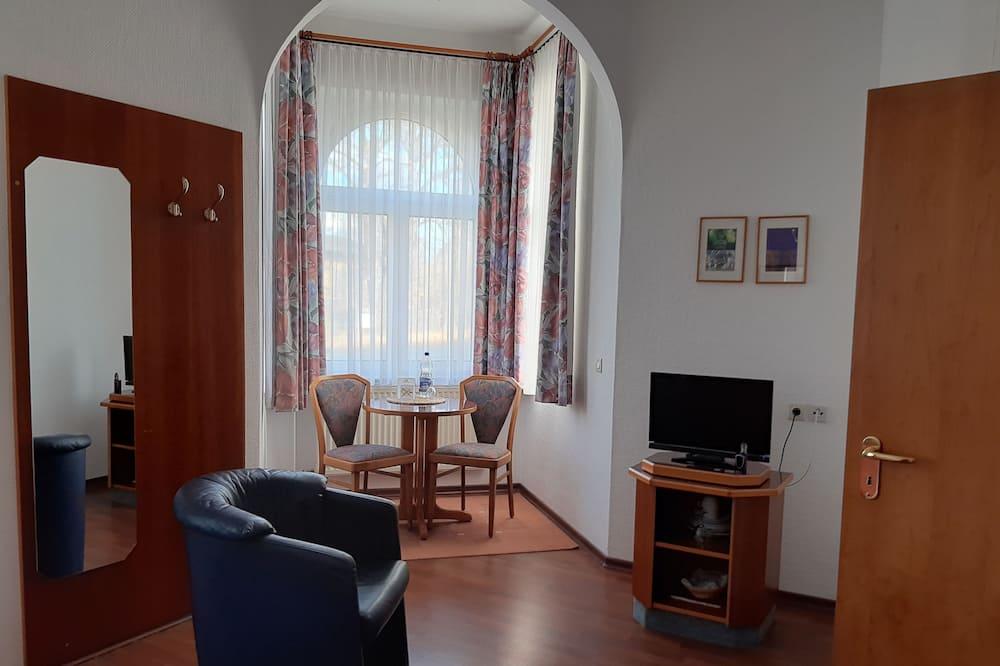 Double or Twin Room - Ruang Tamu