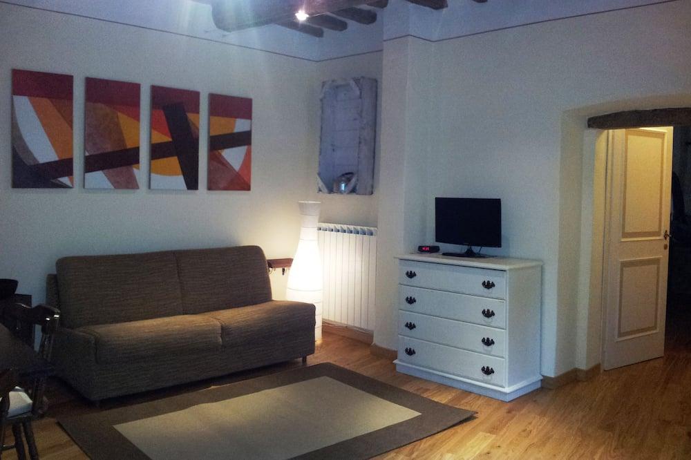 Apartment, Ground Floor - Living Area
