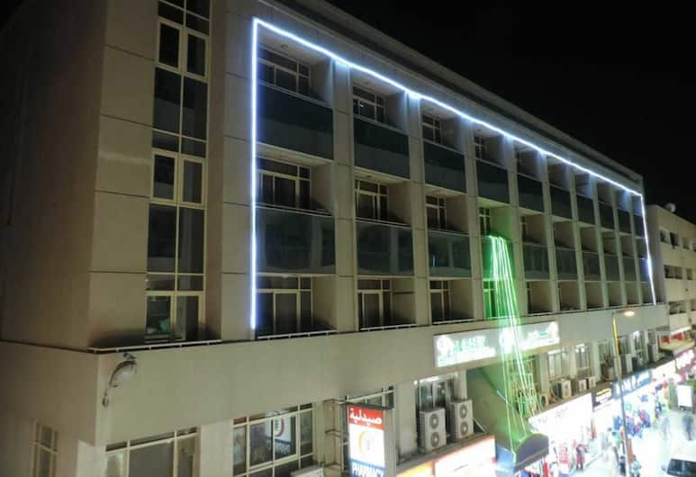 Al Raien Hotel Apartment, Dubai, Front of property - evening