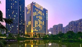 포산의 잔예어 호텔 난하이 포산 사진