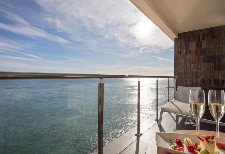 ザ レベル アット メリア アリカンテ - 大人限定, Alicante, The Level ジュニア スイート バルコニー, 部屋