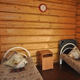 Basic Cottage, 2 Twin Beds, Non Smoking, Lake View - Room