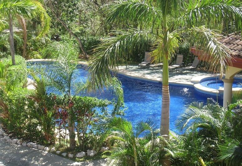 Nosara - New 2br/2ba Beachfront Villa - Free Wifi, Tropical Pool, Sleeps 6, Nosara, Baseinas