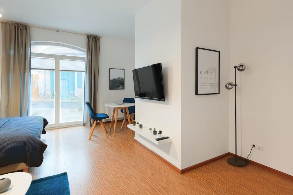 Suite estudio clásica - Sala de estar