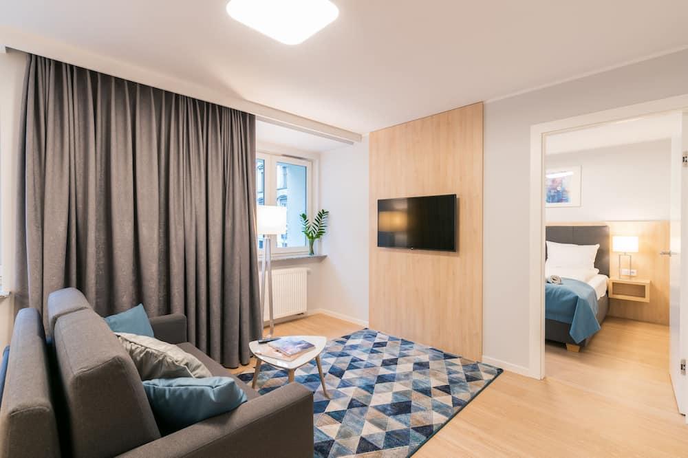 Apartament typu Exclusive - Pokój