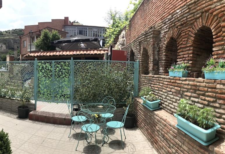 Botanical 21 Apartments, Tbilisi, Sisäpiha