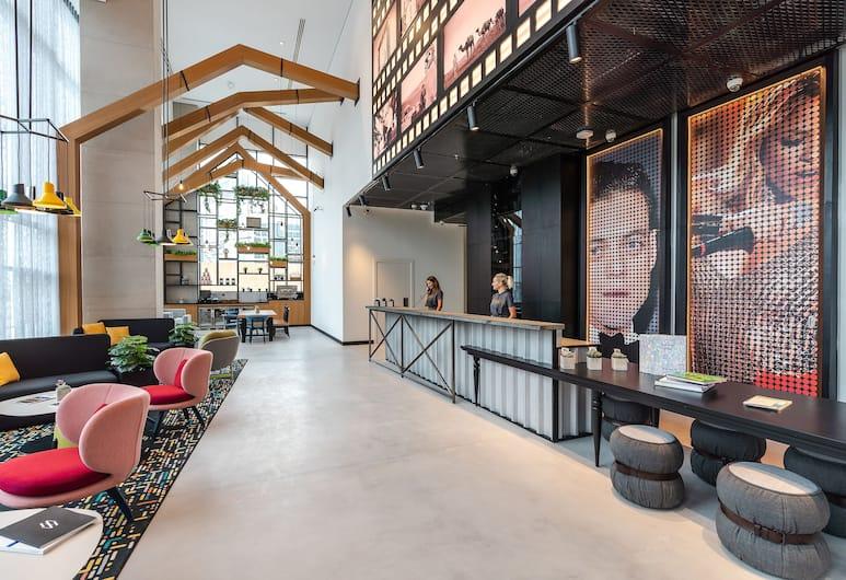 Studio One Hotel, Dubajus, Registratūra