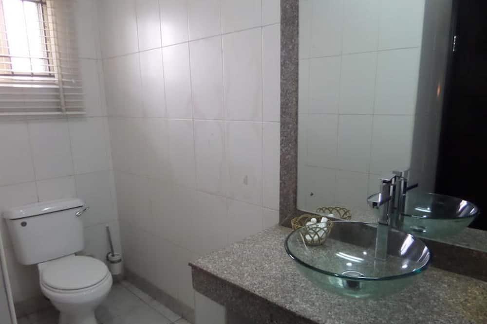Apartmá typu Executive - Koupelna