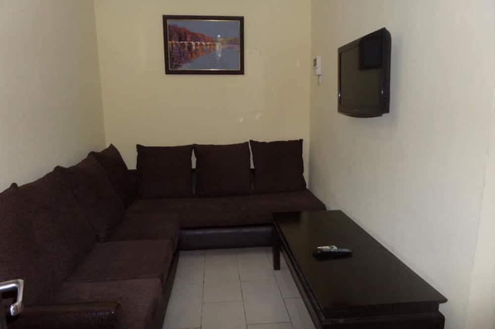 Apartmá typu Royal - Obývací prostor