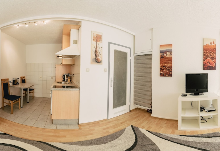 Apartment near the city center with terrace, Darmstadt