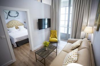 A(z) Casa de la Merced Suites hotel fényképe itt: Málaga