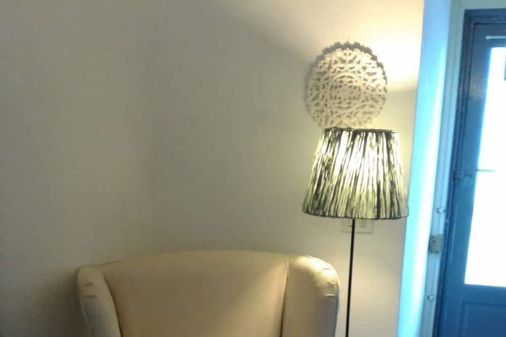 Apartment, 1 Schlafzimmer, Gartenblick - Wohnbereich