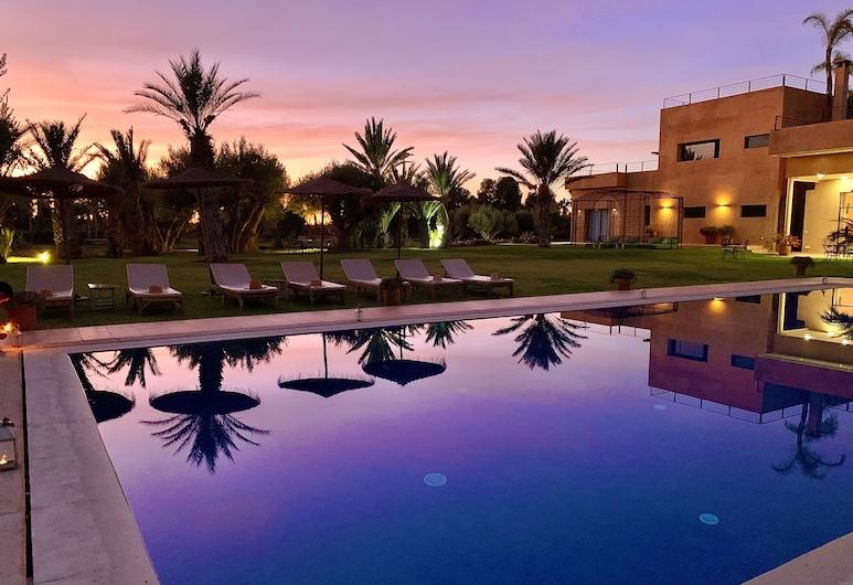 Marrakech Retreat By La Siredrah, Sidi Abdallah Ghiat, Piscina