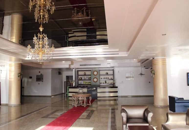 Ard Al Andalos Hotel Apartments , Riyadh, Lobby Sitting Area