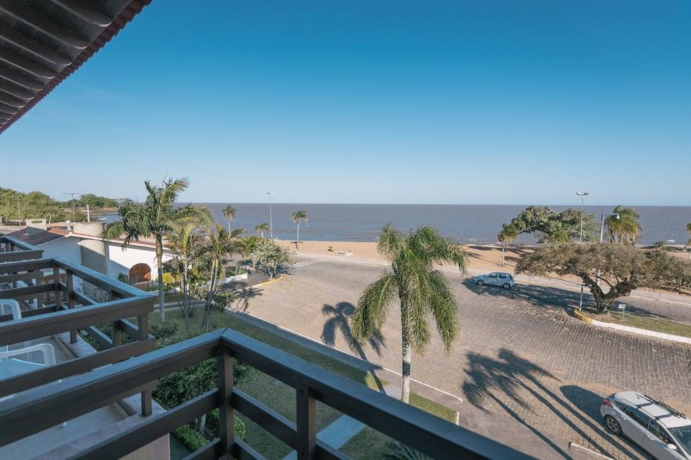 Habitación de lujo con 1 cama doble o 2 individuales, vista al lago - Playa