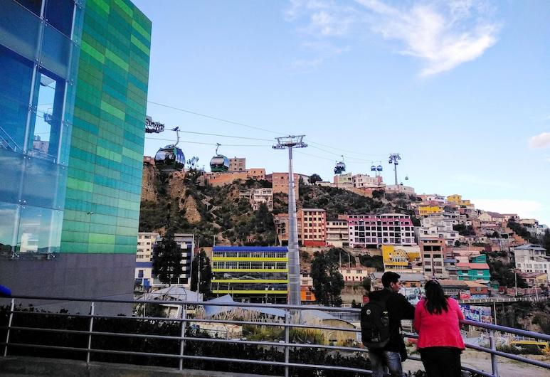Florez Apartments, La Paz, Exterior