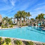 別墅, 多張床 - 室外游泳池