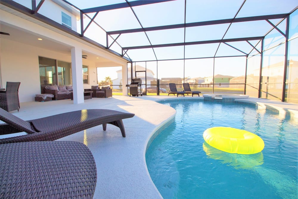 House, Multiple Beds - Outdoor Pool