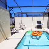 Resortwoning, 4 slaapkamers - Buitenzwembad