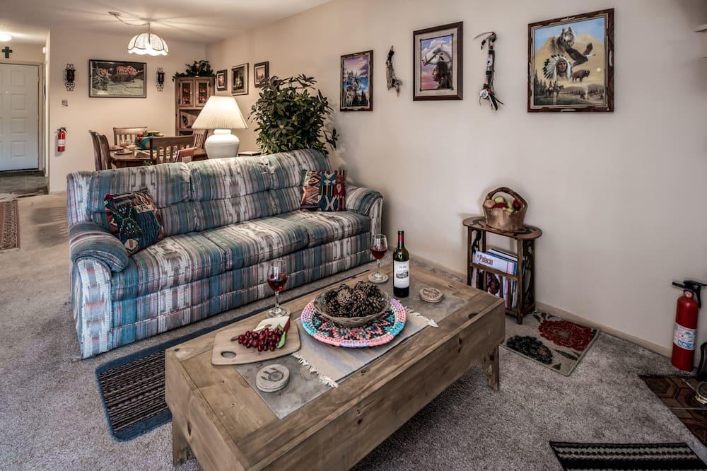 Resortwoning, 2 slaapkamers - Woonruimte
