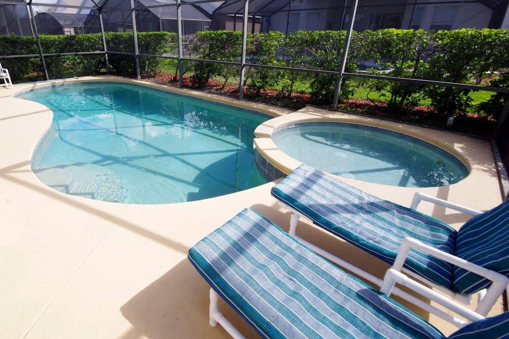 Hus - 4 soveværelser - Udendørs pool