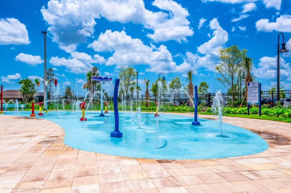 Townhome, 4 Bedrooms - Children's Pool