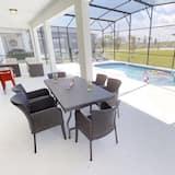 單棟房屋, 6 間臥室 - 室外泳池