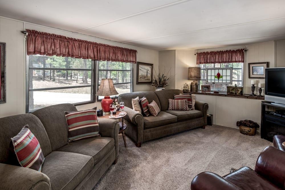 Nhà, 3 phòng ngủ - Khu phòng khách