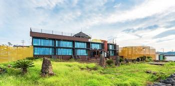 Foto Castle Pool Resort di Jeju (kota)