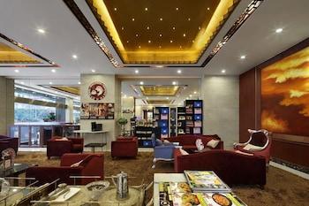 Obrázek hotelu HANYONG HOTEL WANFU BUILDING BRANCH ve městě Shenzhen
