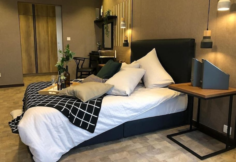 Expressionz Professional Suites by SYNC, Kuala Lumpur, 3 Bedroom, Room