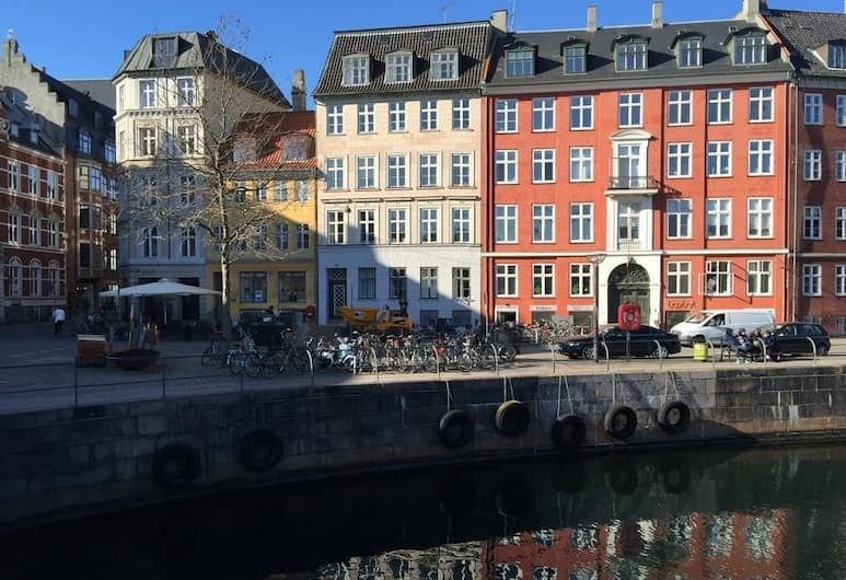 Nybro Apartments, Köpenhamn, Exteriör