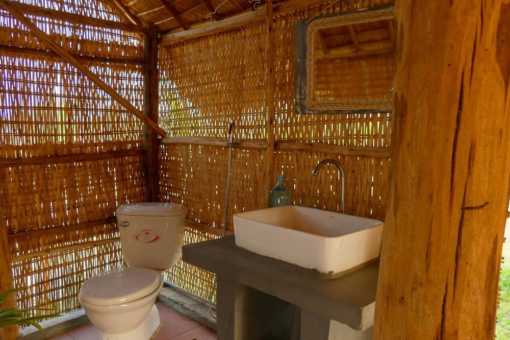 Luxury Tent, Private Bathroom - Bathroom