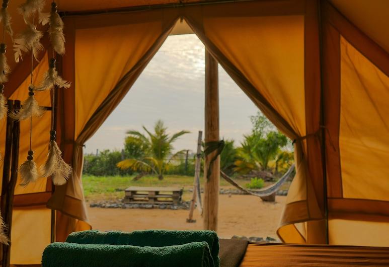 盐田豪华露营酒店, Kampot
