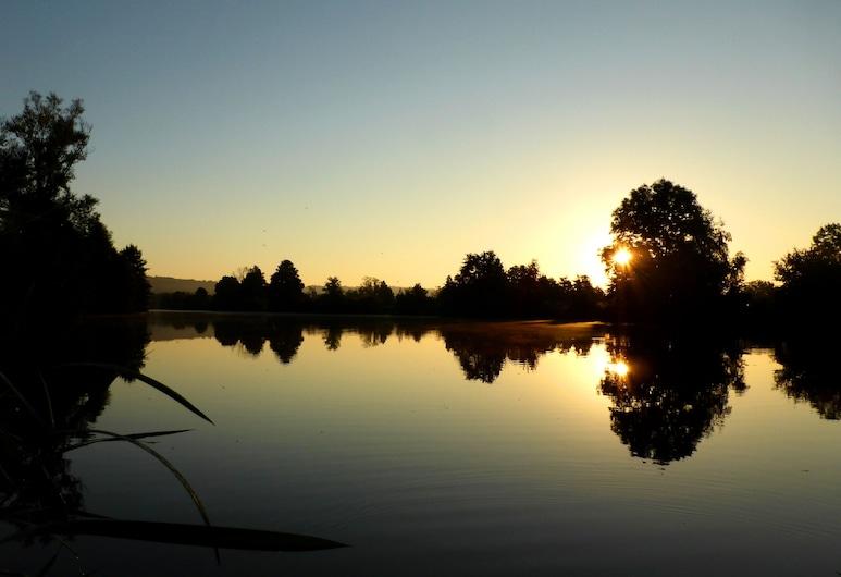 دراثامر شلول, امبرج, البحيرة