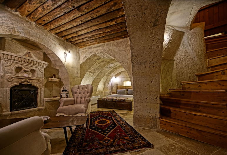 Apex Cave Hotel, Nevsehir, Deluxe Arch Cave Room, Guest Room