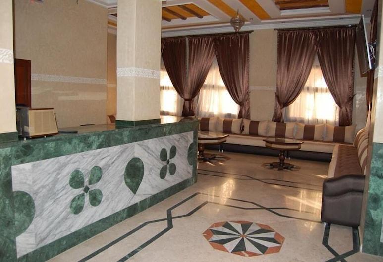 Hôtel Amoudou, Tiznit, Recepcija