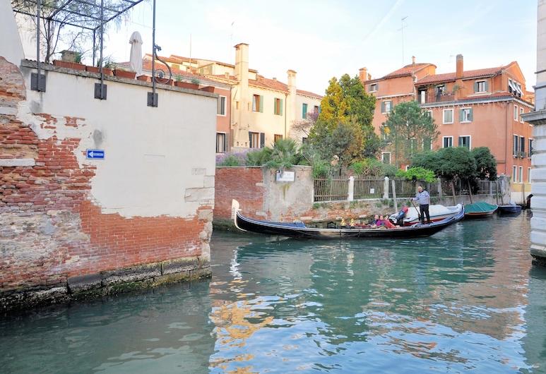 卡薩德皮托利威尼斯公寓酒店, 威尼斯, 公寓, 2 間臥室, 運河景 (Dimora Giorgione), 客房景觀