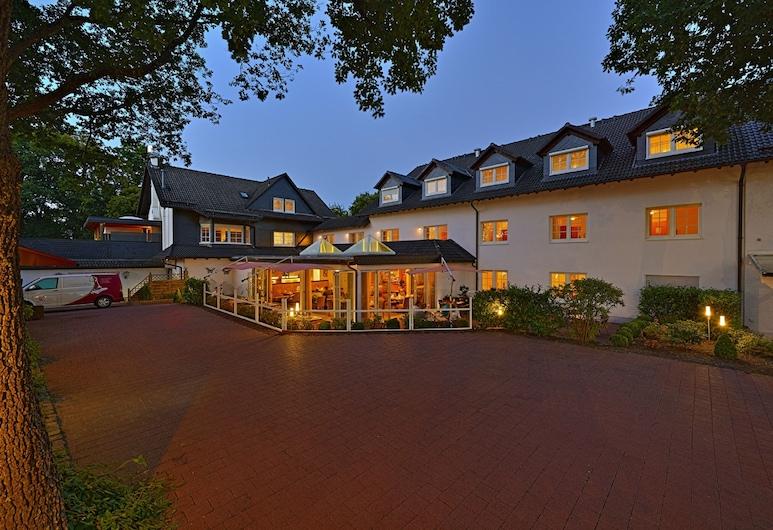 Hotel Pfeffermühle, Siegen, Hotel Front – Evening/Night