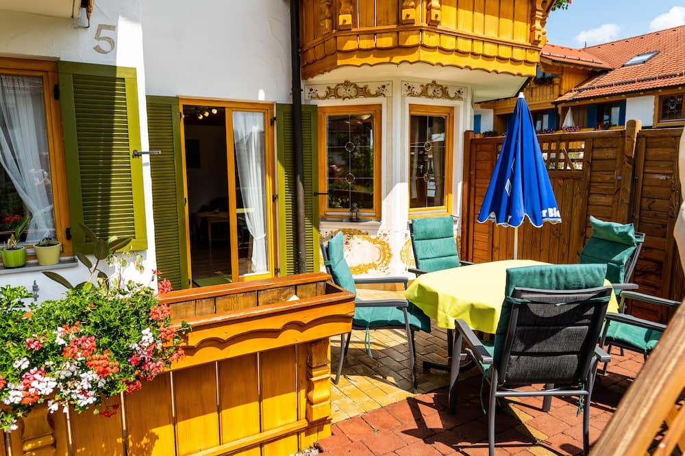 Apartment, 2Schlafzimmer (Oberstdorf) - Balkon