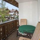 Apartmán (Bergdistel) - Balkón