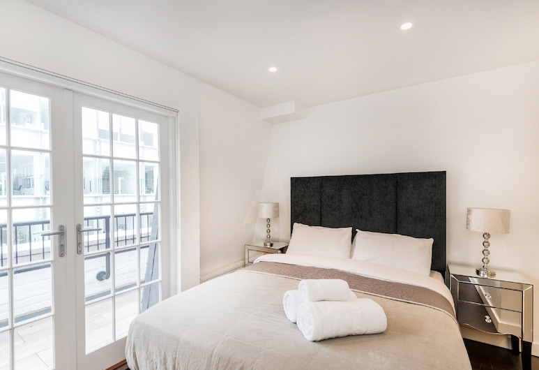 South Kensington Private Apartments, Λονδίνο, City Διαμέρισμα, 3 Υπνοδωμάτια ((155) Sloane 7), Δωμάτιο