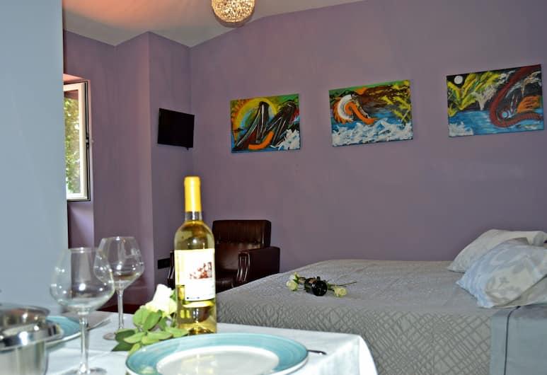豐沙爾可愛開放式公寓飯店, 芳夏爾, 開放式客房, 2 張單人床, 客房