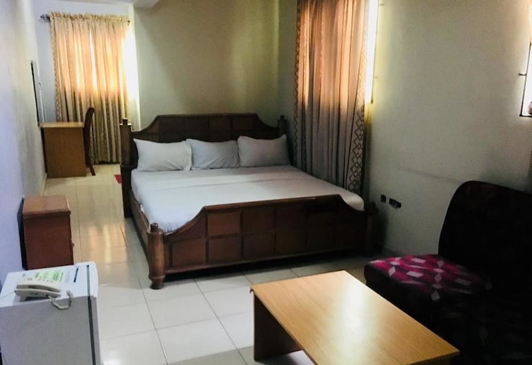 Omo Lucas Hotel & Suites, Benin City, Executive-Zimmer, Zimmer